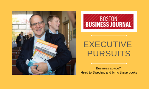 Boston Business Journal – Head to Sweden… Post Image