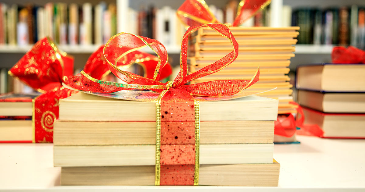 Give The Gift of Ideas: 10 great reads for innovators Post Image