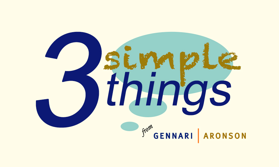 3 Simple Things: Peter Blacklow of Boston Seed Capital Post Image
