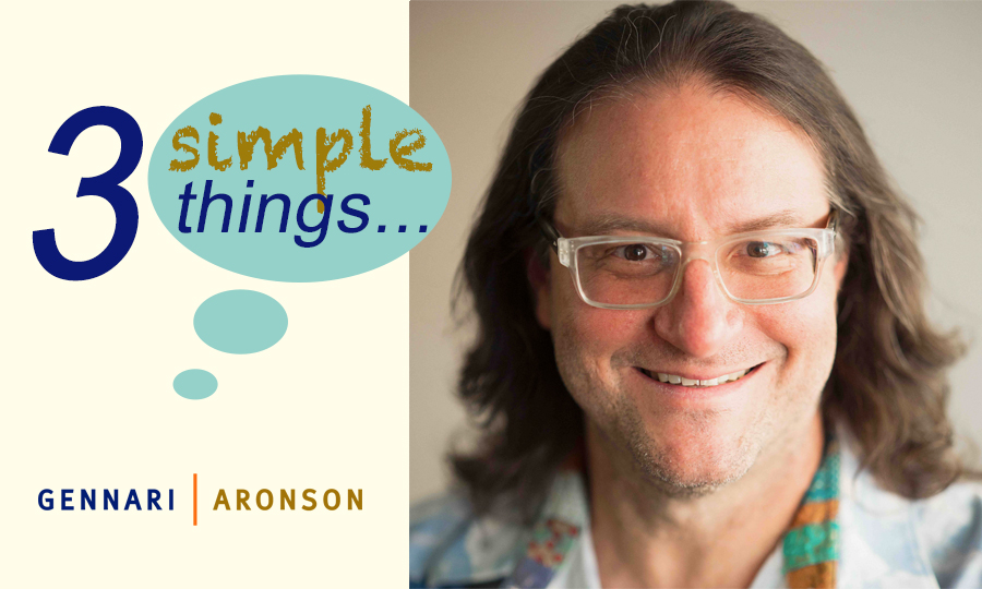 3 Simple Things with Brad Feld Post Image