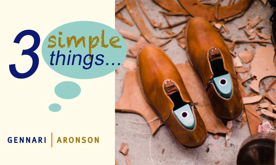 3 Simple Things with Peter Sacco Post Image