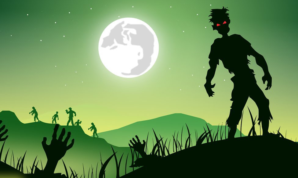 Zombies, Books, and the End of the World as You Know It Post Image