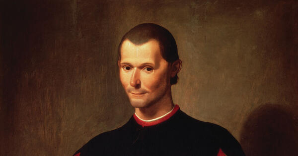 Machiavelli, women, and the art of talking back Post Image